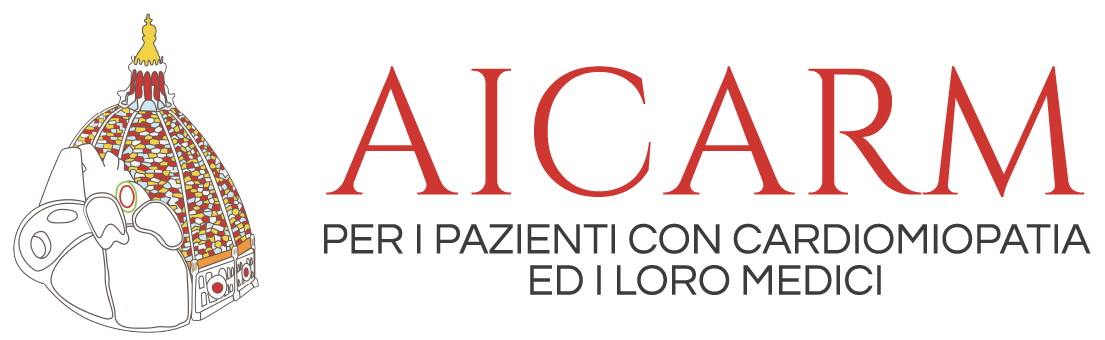 Aicarm Onlus Logo